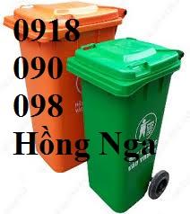 Thùng chứa rác 2 bánh xe, thùng rác nhựa, thùng rác HDPE, thùng đựng rác , thùng chứa rác , thùng rác