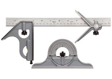 Thước đo góc vạn năng, 180-907U, Mitutoyo
