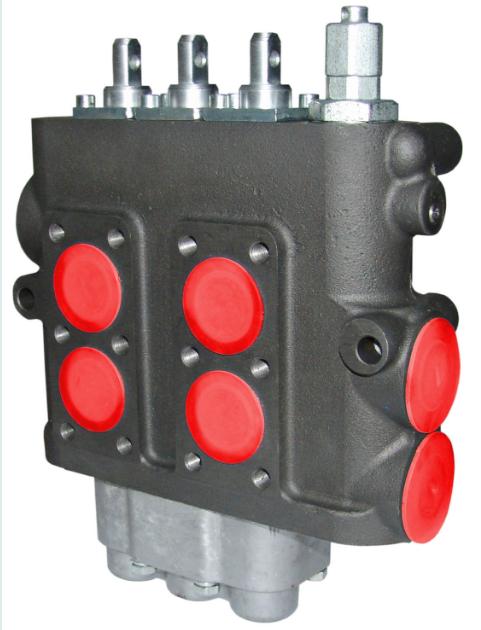 Van phân phối thủy lực điều khiển tay - Chia tay thủy lực