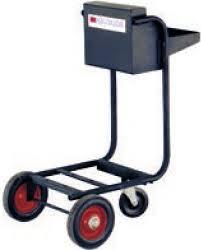 Xe đẩy cuộn dây đai thép DM-23 Strap dispenser