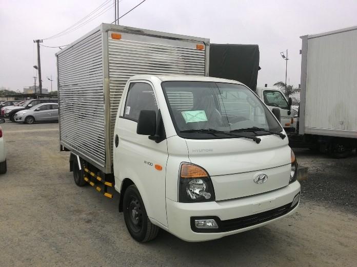 Xe tải Hyundai 1 tấn H100