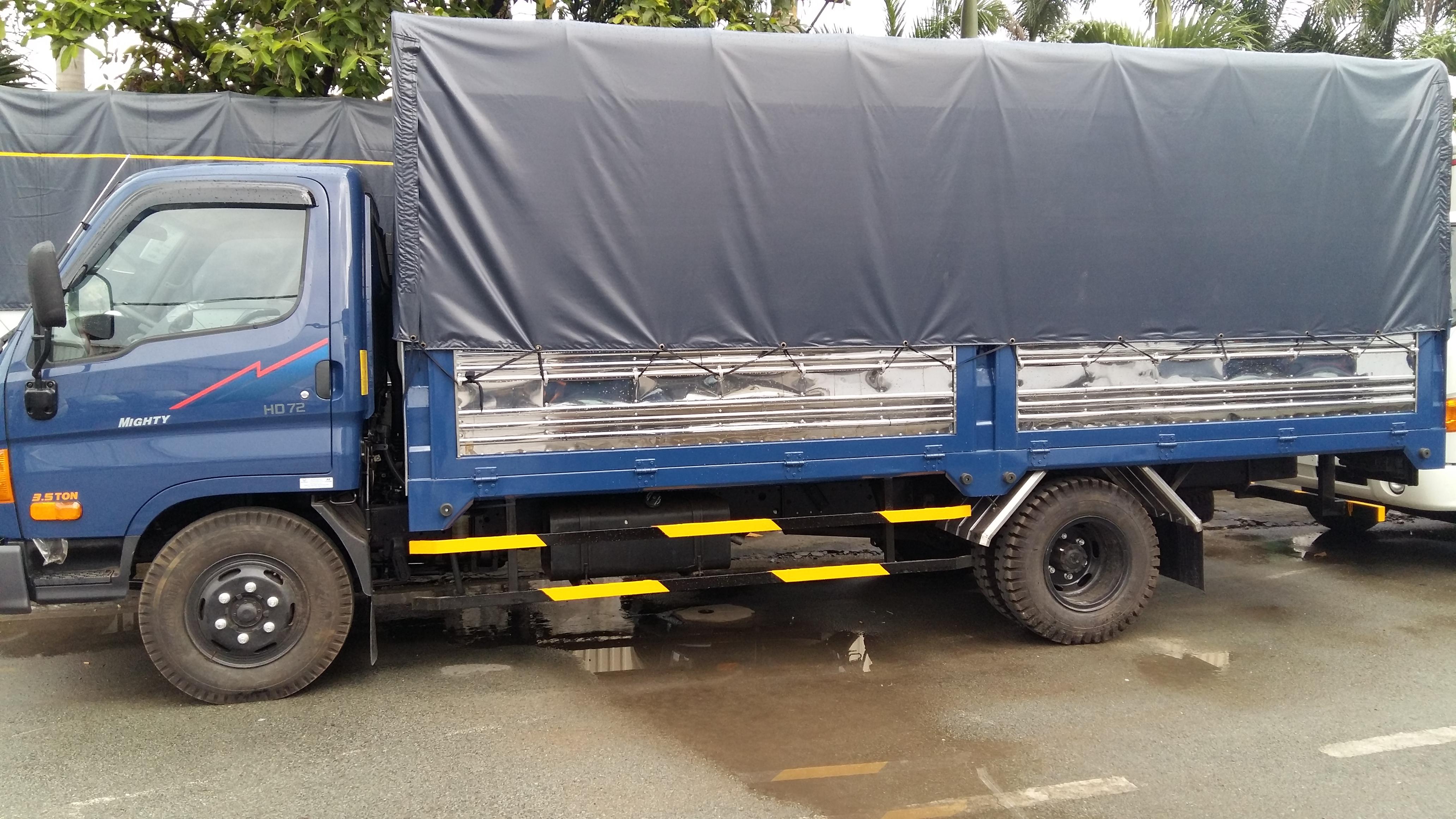 Xe tải Hyundai chính hãng 1 tấn -5 tấn lắp ráp và nhập khẩu,Hỗ trợ trả góp,lãi suất thấp