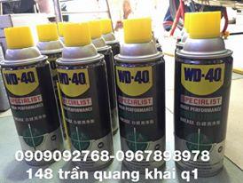xịt sên WD-40 made in USA