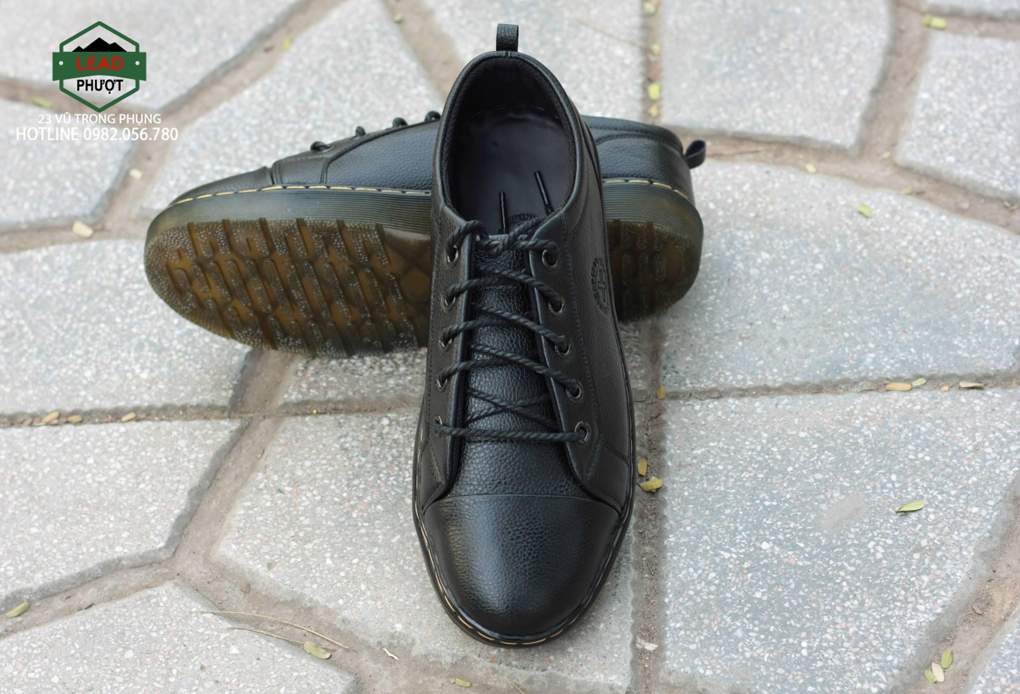 [Giày Dr. 2016 cổ thấp bán LẺ = giá BUÔN chỉ với 290k]