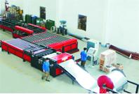 Dây chuyền sản xuất Ống gió chất lượng cao