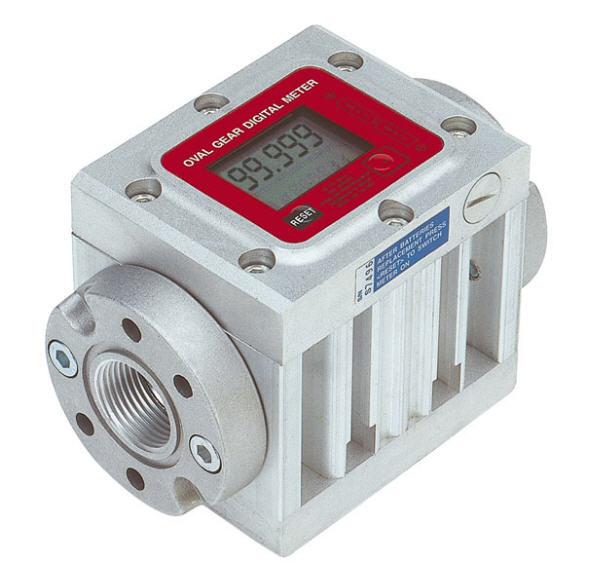 Đồng hồ đo dầu K600/4