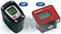 Đồng hồ đo dầu Model K200