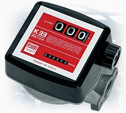 Đồng hồ đo dầu model K33-k44