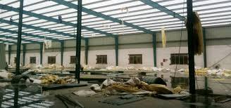 Gia công lắp dựng nhà xưởng trọn gói trên toàn quốc