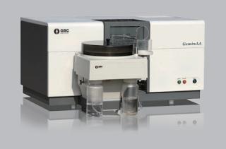 Máy quang phố hấp thu nguyên tử ngọn lửa AAS ghép nối lò graphit GeminAA của GBC