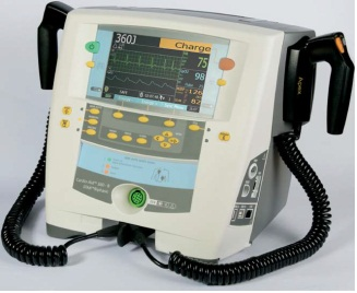 MÁY SỐC TIM MODEL: CARDIOAID-360B (INNOMED - HUNGARY)