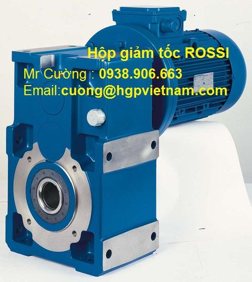 Đại lý bán động cơ giảm tốc ROSSI tại Việt Nam