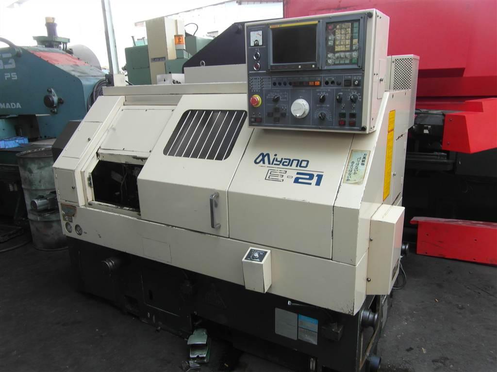 Máy tiện CNC Miyano LE21