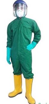Bán Quần áo bảo hộ lao động Chống hóa chất tại TP.HCM