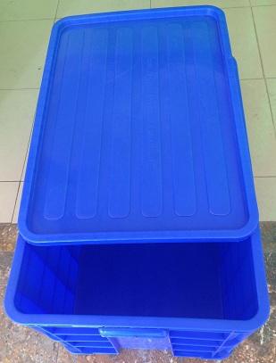 Thùng nhựa đặc chất lượng tốt giá rẻ