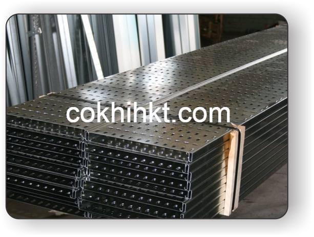 Mang cap dien, máng cáp sơn tĩnh điện, sản xuất máng cáp lưới giá xuất xưởng