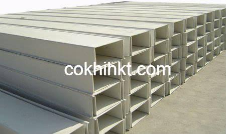 Mang cap dien, sản xuất máng cáp 150x100, máng điện 150x100, máng cáp sơn tĩnh điện giá rẻ nhất