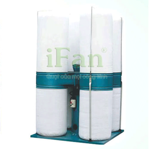 Máy hút bụi công nghiệp túi iFan I-974 (4 túi) giá rẻ