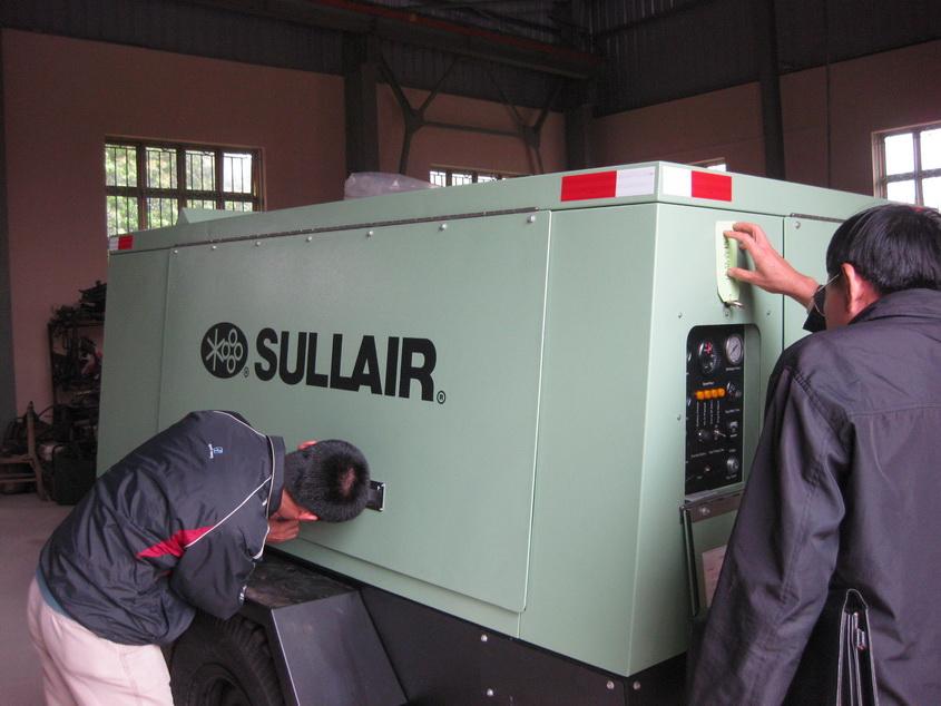 Máy nén khí SULLAIR-H375 new 100%