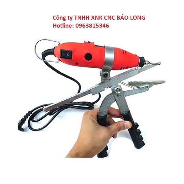 Máy uốn chân chữ tôn - inox giá rẻ nhất, chất lượng tốt nhất chỉ có tại CNC Bảo Long.0963815346