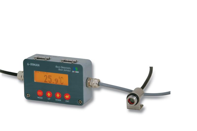 Nhiệt kế hồng ngoại - 6-IRman non-contact infrared thermometer - GasDNA Vietnam - STC Vietnam