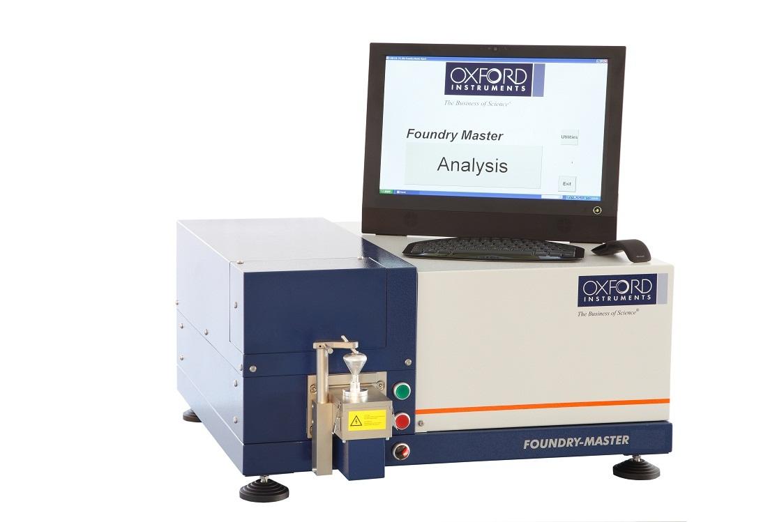 Thiết bị quang phổ (OES) phân tích hợp kim để bàn- Model Foundry Master Xpert