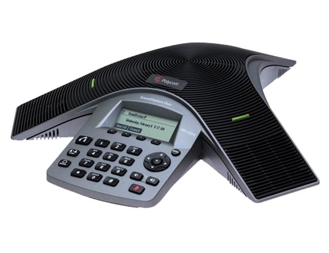 Điện thoại Polycom SoundStation Duo