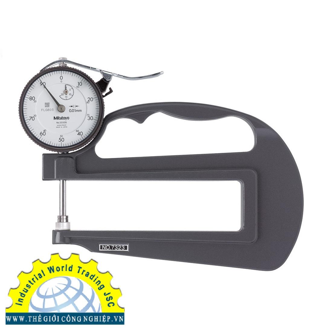 Đồng hồ đo độ dày, 7323, Mitutoyo, Thickness gauge