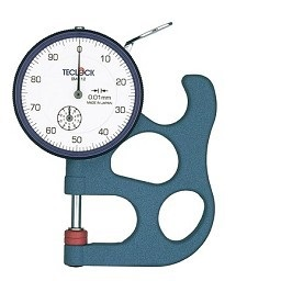 Đồng hồ đo độ dày, SM-112, Teclock, Dial Thickness Gauge