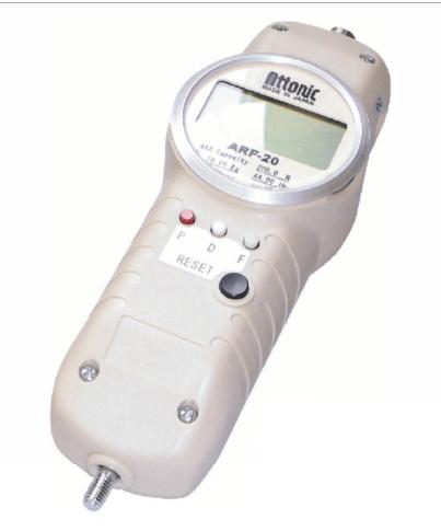 Đồng hồ đo lực kéo,đẩy, ARF-1, Digital force gauge, ATTONIC