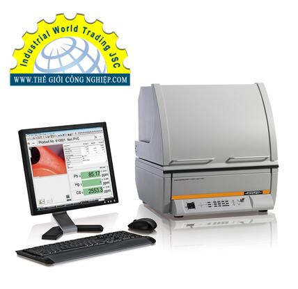 Máy đo độ dày và phân tích lớp phủ (xi, mạ) X-RAY Fischerscope XDV-SDD