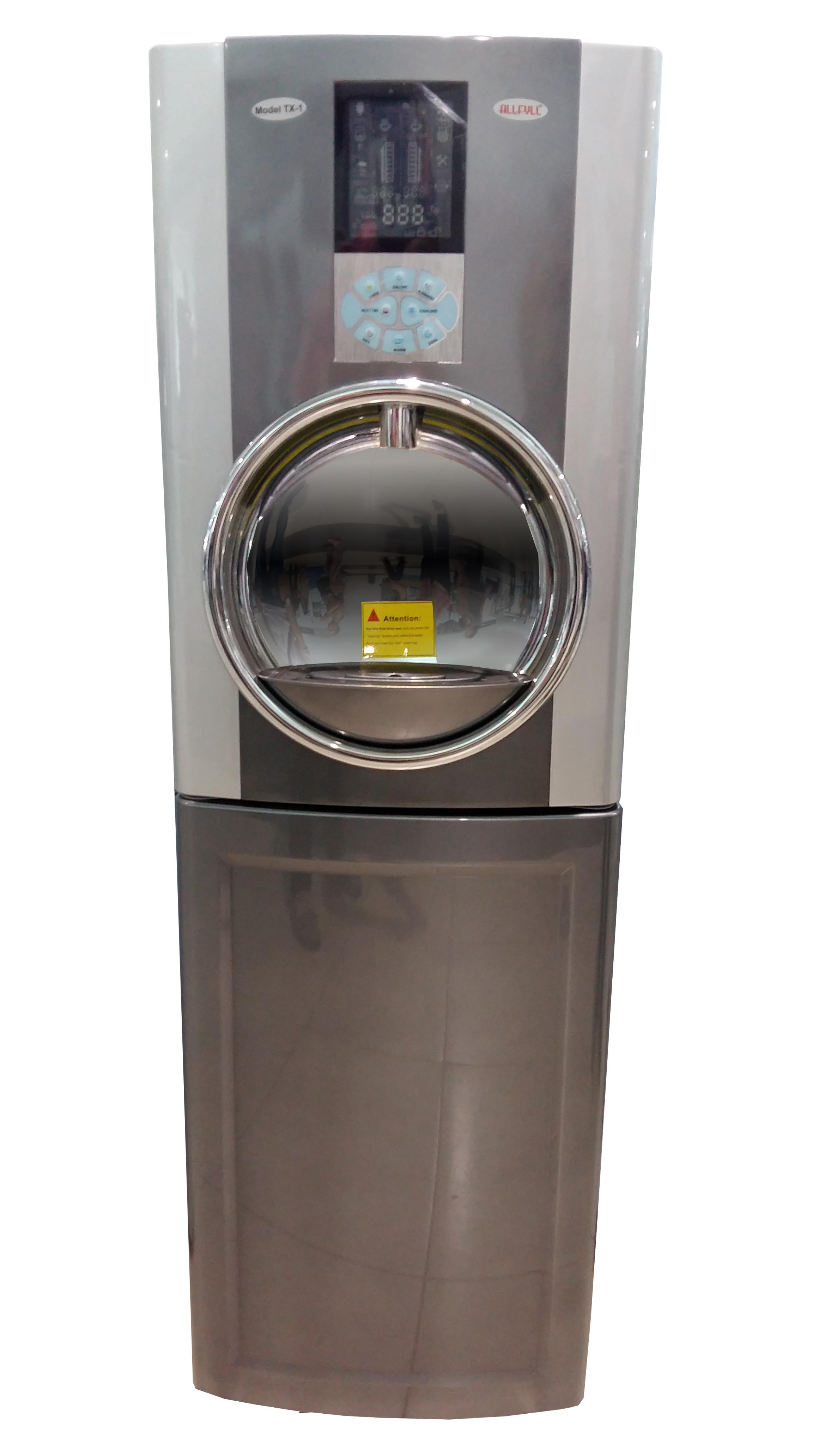 Máy lọc nước nóng lạnh, Model TX1-101