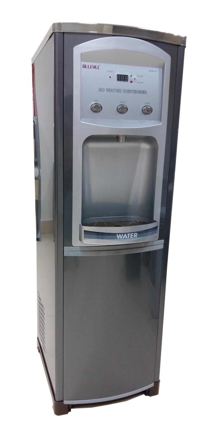 Máy lọc nước nóng lạnh RO, Model E2 (dùng cho thương mại)