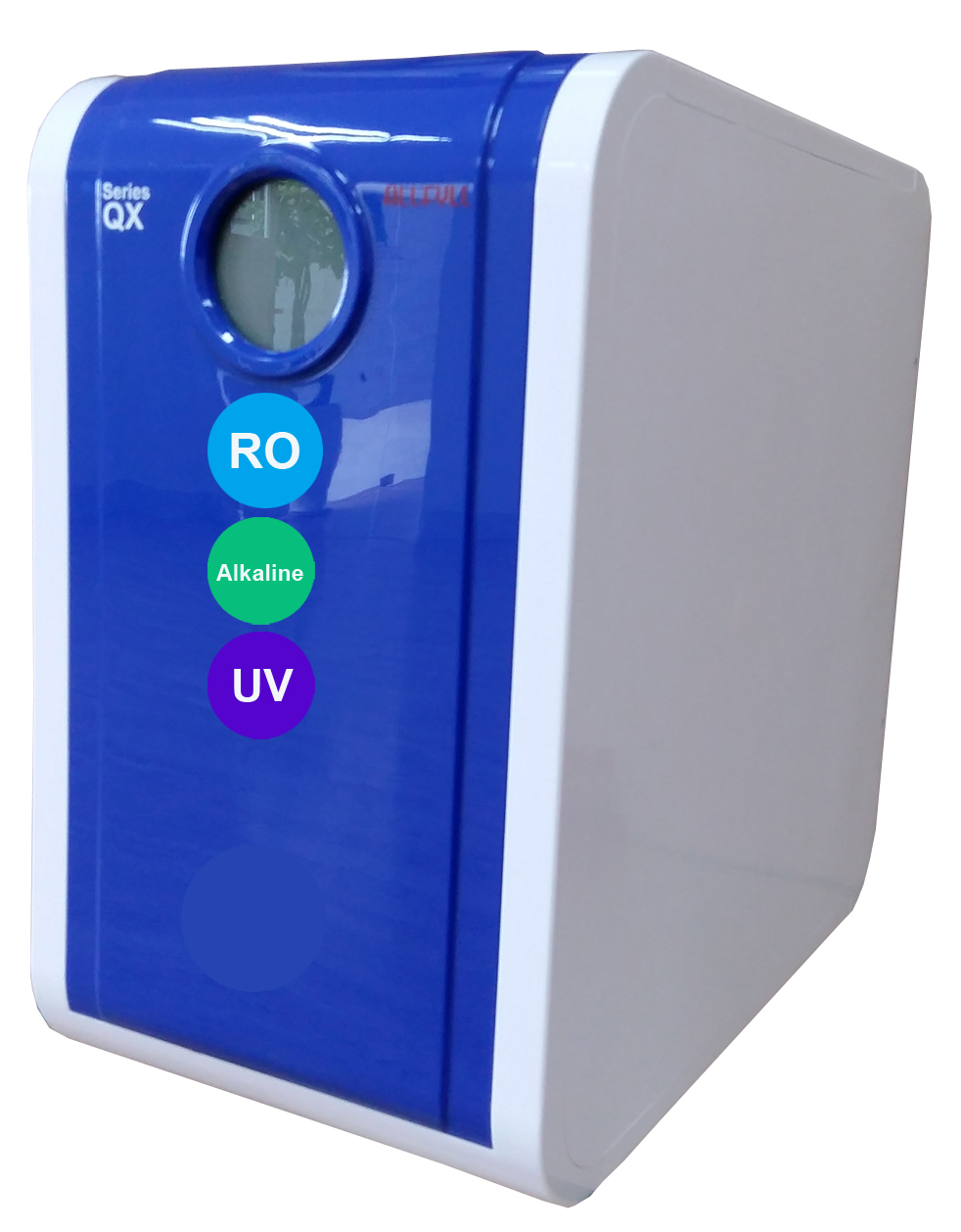 Máy lọc nước RO, Model QX