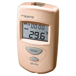 Thiết bị đo nhiệt độ từ xa bằng tia hồng ngoại dạng bỏ túi, PC-8450, Sato