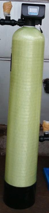 Thiết bị làm mềm nước thương mại - Model P71: lọc cặn bẩn bằng than antracite