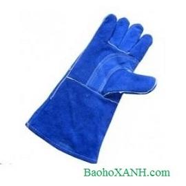 Cung cấp găng tay da dài - da lộn mềm chống nóng EU tại Sóc Trăng