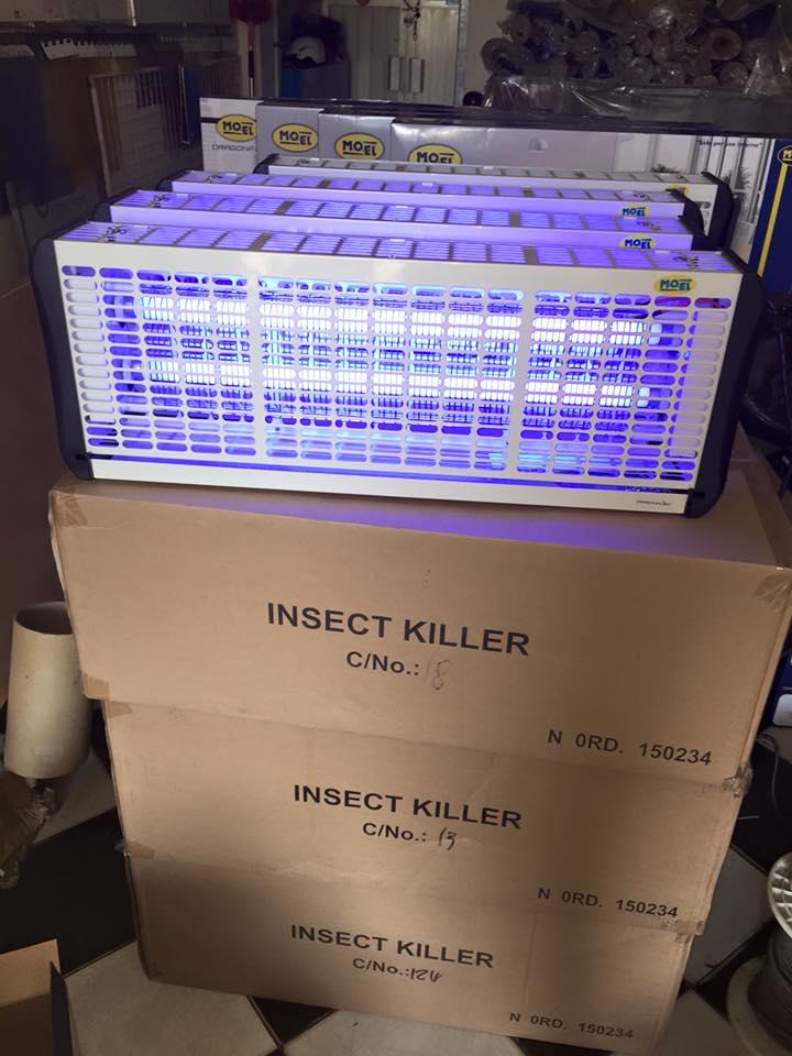 Đèn diệt côn trùng MO-EL ( ITALY ) Nhập khẩu chính hãng