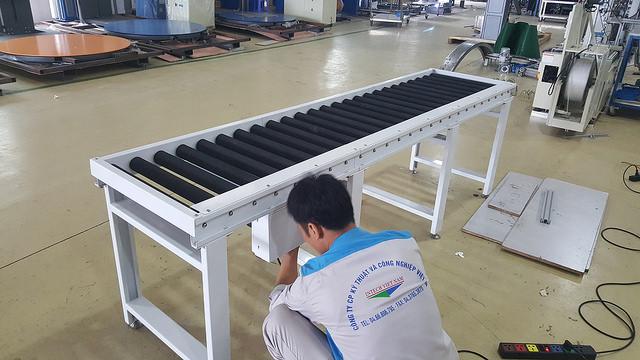 Hệ thống băng tải Intech Việt Nam