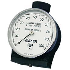 Máy đo độ cứng cao su, Type C, Asker