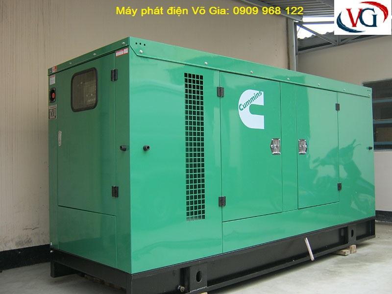 Máy phát điện Cummins - Chất lượng vượt trội, uy tín hàng đầu khi khách hàng chọn mua máy tại công ty Võ Gia