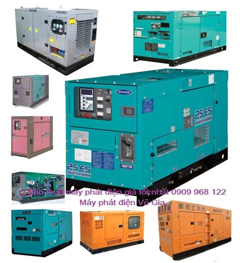 Máy phát điện Doosan - Cung ứng các loại máy phát điện công nghiệp giá tốt nhất thị trường toàn quốc