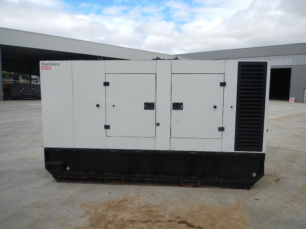 Máy phát điện DOOSAN G160