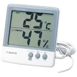 Nhiệt ẩm kế điện tử, PC-5000TRH II ,Sato