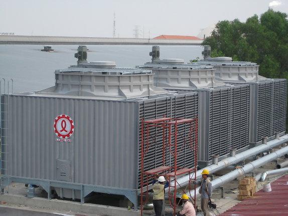 Tháp giải nhiệt làm mát nước