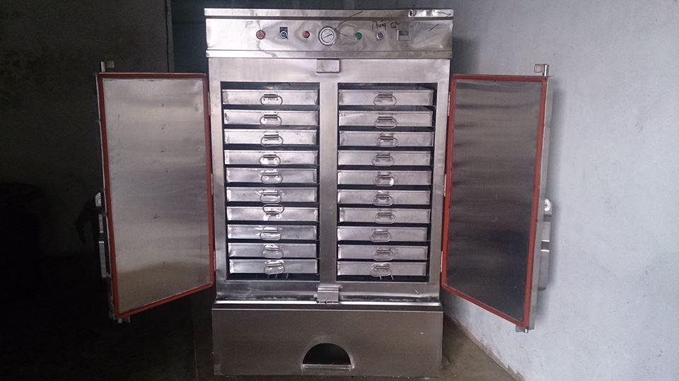 Tủ cơm công nghệ cao giá cạnh tranh ( nấu bằng điện hoặc gas theo yêu cầu)