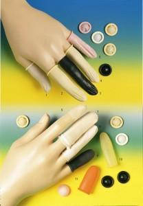 Bao ngón tay chống tĩnh điện
