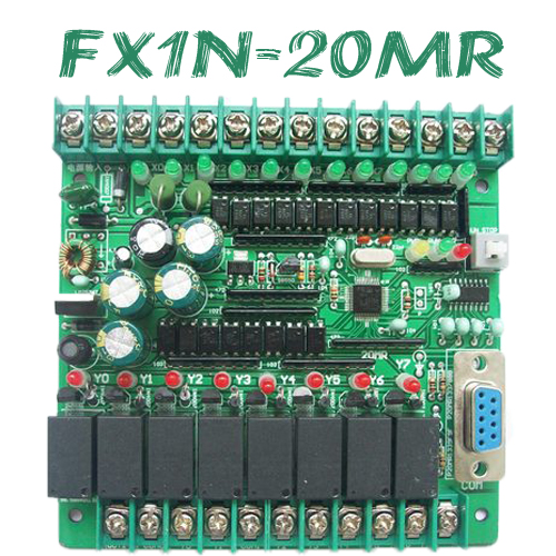 Board mạch PLC FX1N-20MR