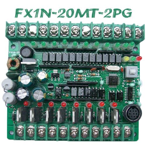 Board mạch PLC FX1N-20MT