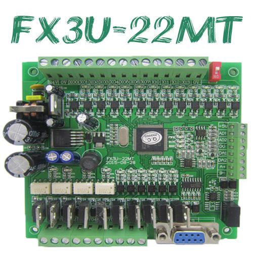 Board mạch PLC FX3U-22MT